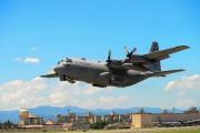 Un C-130 Hercules comme celui impliqué dans l'accident.... (Photo DAVID OWSIANKA, archives AFP) - image 1.0