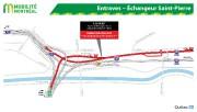 Les fermetures combinées de l'autoroute15 Sud, dans l'échangeur Turcot, et de... - image 3.0