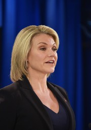 Heather Nauert... (Photo MANDEL NGAN, archives Agence France-Presse) - image 2.0