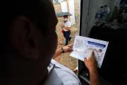 La route des marcheurs entreCúcuta et Bucaramanga, une... (Photo Oliver Schmieg, collaboration spéciale) - image 1.0