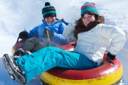 La Courvalloise, centre d'activités hivernales qui propose glissade,... (PHOTO FOURNIE PAR LA COURVALLOISE) - image 2.0