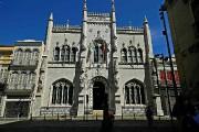 La façade du Cabinet royal portugais de lecture... (Photo CARL DE SOUZA, Agence France-Presse) - image 2.0