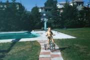 Baignade et tricycle en 1959 (ou 1960)... (Photo fournie par Marc Delage) - image 3.0