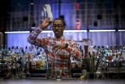 Selon Dimitry Saint-Louis, mixologue au bar Nacarat, la... (Photo Olivier Jean, La Presse) - image 1.0
