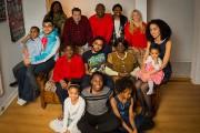 Malgré l'épreuve qu'elle traverse, la famille d'Adonis Stevenson... (Photo Catherine Lefebvre, collaboration spéciale) - image 2.0