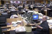 Claude Gingras, à son bureau, dans l'ancienne salle... (Photo Denis Courville, La Presse) - image 4.1