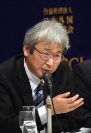 L'avocat de Carlos Ghosn, Motonari Otsuru, va redemander... (Photo KAZUHIRO NOGI, AFP) - image 2.0