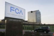 Le siège social américain de Fiat Chrysler à... (Photo Carlos Osorio, AP) - image 2.0