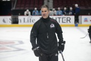L'entraîneur-chef de l'Avalanche du Colorado, Jared Bednar.... (Photo Martin Chamberland, La Presse) - image 2.0