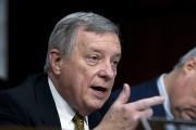 Le numéro deux démocrate au Sénat, Dick Durbin... (Photo Jose Luis Magana, archives Associated Press) - image 3.0