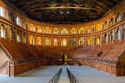 Le Teatro Farnese... (Photo Bestofciqueterre, tirée de Wikimedia Commons) - image 6.0