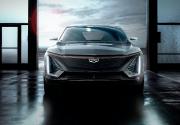 Le futur Cadillac tout électrique. Photo Cadillac.... - image 1.0