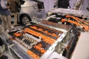 Un pack-batteries au lithium-ion de Toyota Prius. Photo... - image 1.0