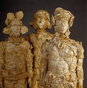 Les oeuvres du céramiste montréalais Jean-Pierre Larocque occuperont... (Photo fournie par le centre d'art 1700 La Poste) - image 6.0