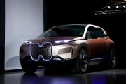 Le prototype autonome tout électrique BMW iNEXT lors... - image 3.0