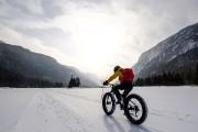 Un sentier de 7 km de vélo à... (Photo Hugo-Sebastien AUBERT, La Presse) - image 3.0