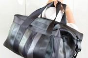 Les sacs de DUEL sont faits à partir... (photo fournie par Marise Aubin) - image 3.0