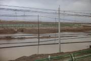 Dans le Quinghai chinois, les traces du développement... (Photo FrédéricSéguin, collaboration spéciale) - image 4.0