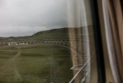 La construction d'un chemin de fer en altitude... (Photo FrédéricSéguin, collaboration spéciale) - image 5.0