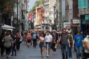 Grafton Street, à Dublin, est toujours fort achalandée.... (PhotoJason Alden, Archives Bloomberg) - image 6.0