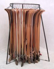 Ni una más, 2003, Maria Ezcurra, bas nylon,... (Photo fournie par l'artiste) - image 2.0