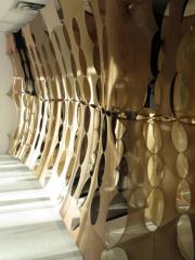 Invisible, 2009, Maria Ezcurra, installation créée avec 200... (Photo fournie par l'artiste) - image 3.0