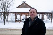 Yves Charlebois, maire de Saint-Ferdinand.... (Photo Olivier PontBriand, La Presse) - image 3.0