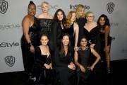 Un groupe d'actrices prend la pose, toutes de... (Photo Chris Pizzello/Invision/associated press) - image 2.0