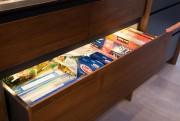 Tout est facile d'accès dans le tiroir qui,... (PHOTO OLIVIER PONTBRIAND, LA PRESSE) - image 3.0