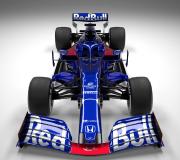 Toro Rosso, l'écurie soeur de Red Bull en Formule 1, a présenté lundi sa... - image 2.0