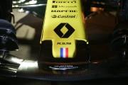 Renault a dévoilé mardi une F1 pour 2019 dans... (Photo DANIEL LEAL-OLIVAS, AFP) - image 3.0