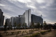 La prison de Tokyo où Carlos Ghosn est... (Photo MARTIN BUREAU, AFP) - image 2.0