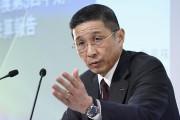 Le PDG de Nissan, Hiroto Saïka, qui a... (Photo KYODO, REUTERS) - image 3.0