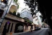 La maison de Carlos Ghosn à Beyrouth, au... (Photo ANWAR AMRO, AFP) - image 4.0