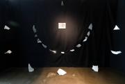 Installation Real Persona, 2019, Alex Coma, miroirs, huiles... (Photo fournie par l'artiste) - image 3.0