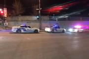 Trois voitures de patrouille ont participé à l'intervention.... (Photo fournie par Louis Ramirez) - image 3.0