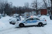 Lorsque les policiers sont arrivés, l'homme était semi-conscient.... (Photo Patrick Sanfaçon, La Presse) - image 2.0