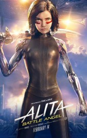 L'affiche d'Alita: Battle Angel... (Photo fournie par la 20th Century Fox) - image 2.0