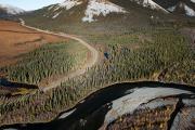 «Yukon» signifie «grande rivière» en gwich'in, langue athapascane... (PHOTO AARON VINCENT ELKAIM, ARCHIVES THE NEW YORK TIMES) - image 5.0