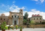 À Palerme, l'église Capitolare di San Cataldo, sur... (Photo Getty Images) - image 1.0