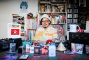 Chittakone Baccam, directeur artistique du label musical Jeunesse... (Photo Edouard Plante-Fréchette, La Presse) - image 2.0