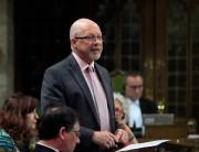 Le député néo-démocrate Randall Garrison... (photo Fred Chartrand, archives la presse canadienne) - image 16.0