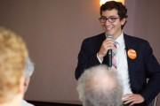 Le député néo-démocrate Pierre-Luc Dusseault... (IMAGE TIRéE D'UNE VIDEO, archives LA PRESSE) - image 20.0