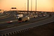 L'autoroute 401 près de Toronto, un trajet plutôt... - image 1.0