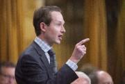Le député conservateur Michael Cooper.... (PHOTO ADRIAN WYLD, ARCHIVES LA PRESSE CANADIENNE) - image 2.0