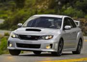 La Subaru WRX STi... (PHOTO FOURNIE PAR SUBARU) - image 4.0