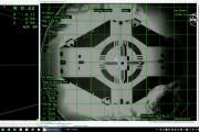 Cette image diffusée par NASA Television montre l'amarrage... (PHOTO FOURNIE PAR NASA TV VIA AP) - image 2.0