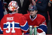 Carey Price et Peter Budaj... (PHOTO BERNARD BRAULT, ARCHIVES LA PRESSE) - image 2.0