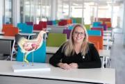 Emilie Fontaine, directrice du marketing et des affaires... (PHOTO MARTIN CHAMBERLAND, LA PRESSE) - image 2.0
