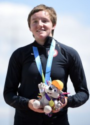 Kelly Catlin... (PHOTO ERIC BOLTE, USA TODAY SPORTS) - image 2.0